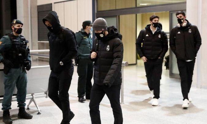 Реал не вернется в ближайшие несколько дней в Мадрид из-за погодных условий