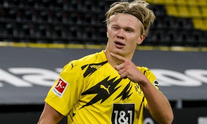 Эрлинг Холанд побил рекорд Роя Макая в Лиге чемпионов