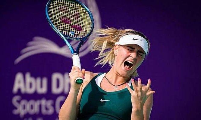 Марта Костюк в невероятном триллере прорвалась в полуфинал в Абу-Даби