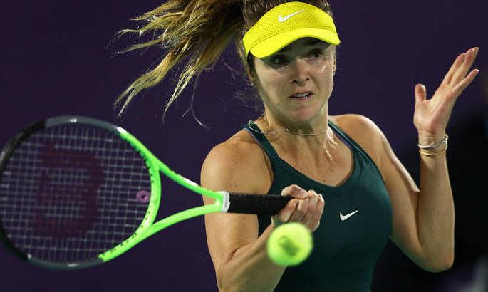 Свитолина стартует в Риме матчем с полуфиналисткой Ролан Гаррос