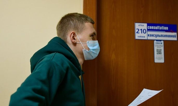 Как игроки Динамо медобследование проходили - ВИДЕОрепортаж
