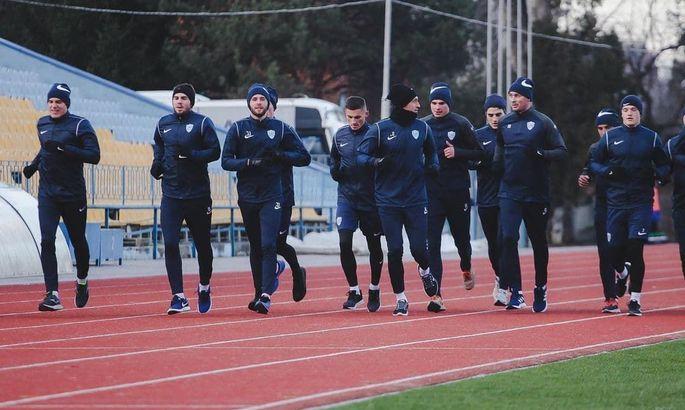Милевский, Кополовец и десять потенциальных новичков вышли из отпуска в составе Миная