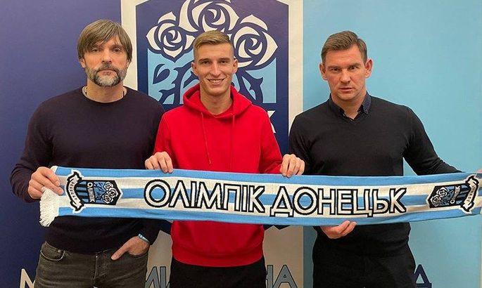 Олимпик усилился защитником и хавбеком из Первой лиги