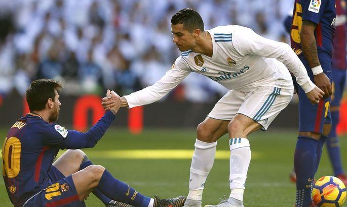 Озил: Месси – один из лучших в истории Ла Лиги. Роналду? Криштиану был лучшим везде, где играл