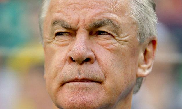 Железный генерал немецкого футбола Хитцфельд празднует День рождения