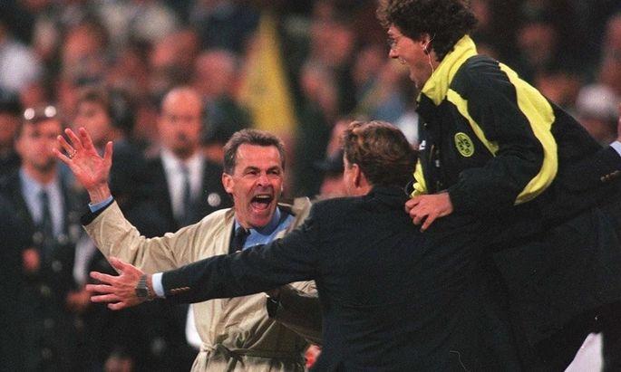 Железный генерал немецкого футбола Хитцфельд празднует День рождения - изображение 2