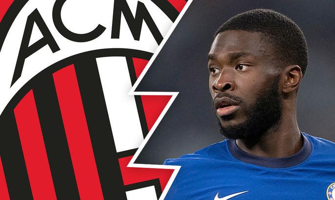 Милан выкупил защитника Челси Фикайо Томори