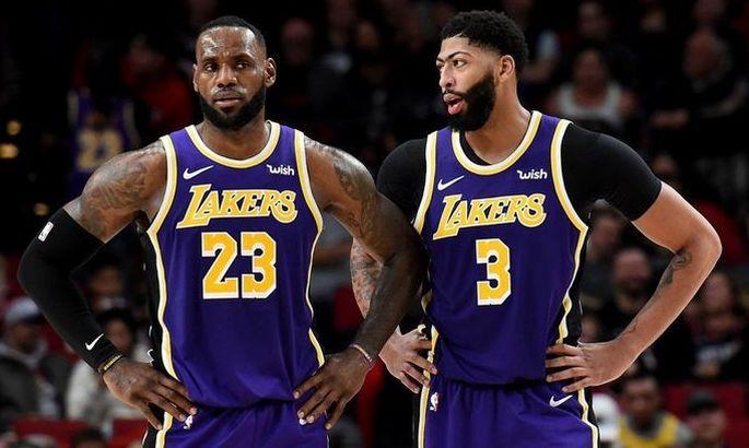 Power Ranking НБА: Лейкерс доминируют, Детройт Михайлюка – худший