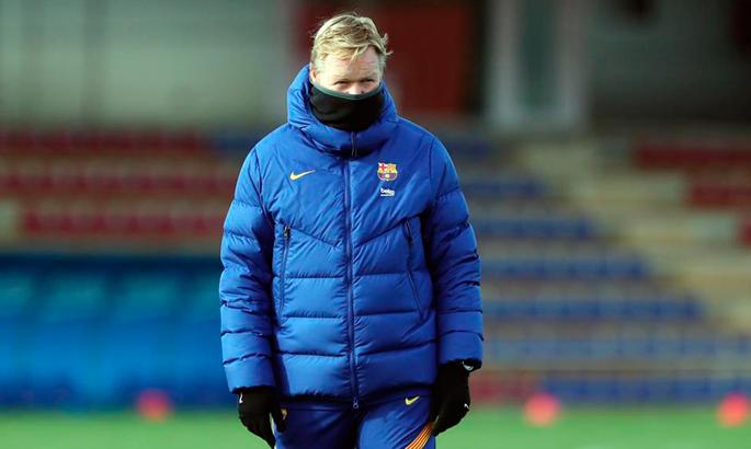Куман: Суперкубок - не самый важный трофей, но Барселона всегда выкладывается на сто процентов