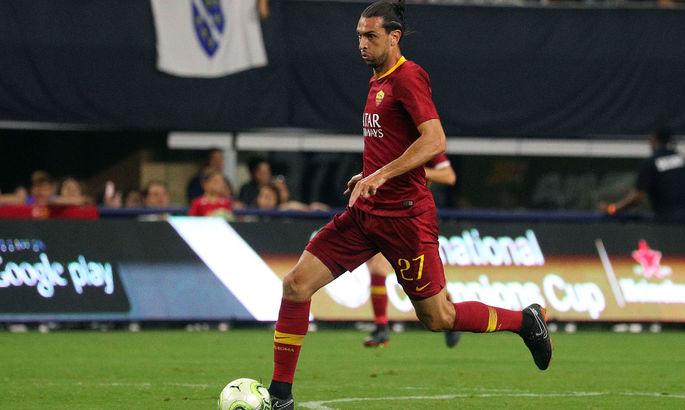 Рома хоче взимку позбутися від трьох футболістів