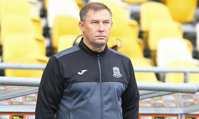 Олимпик уволил главного тренера - источник
