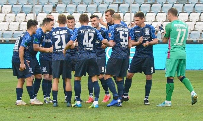 Гендиректор Черноморца: У клуба нет никаких проблем, связанных с банкротством