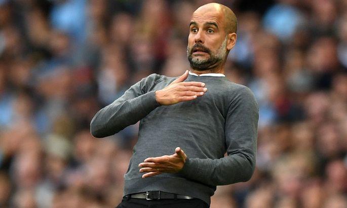 Гвардиола: Сейчас игроки Манчестер Сити меньше бегают, мы вернулись к своим принципам