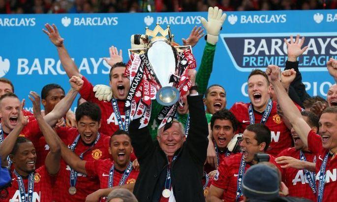 Восемь лет тишины. Каким был последний чемпион АПЛ из красного Манчестера?