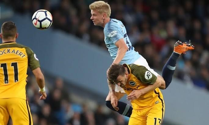 Манчестер Сіті - Брайтон 1:0. Гвардіола вже третій
