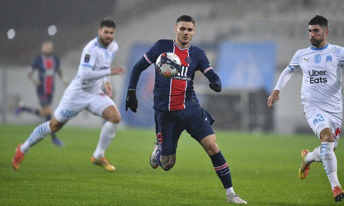 Ікарді - герой. Як ПСЖ вигравав Суперкубок Франції
