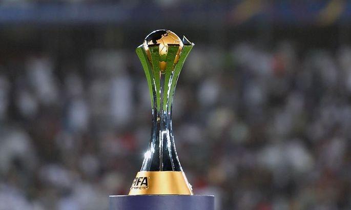 UA: Перший покажет 5 поединков Клубного чемпионата мира по футболу