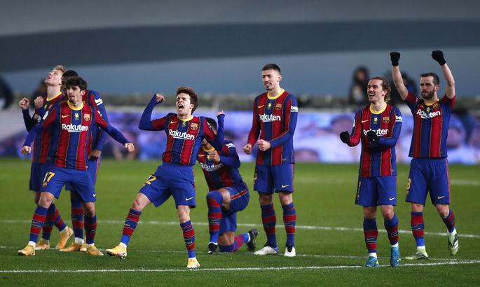 Без Мессі важко, але можливо. Реал Сос'єдад – Барселона 1:1, пен. 2:3. Відео голів та огляд матчу