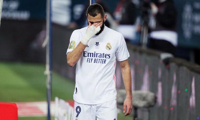 Без Азара, Бензема и Рамоса. Реал опубликовал заявку на матч Лиги чемпионов с Аталантой