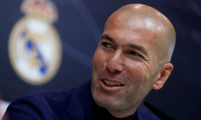 Зидан: Мы хорошо подготовились к дерби с Атлетико. Для Реала - это словно финал