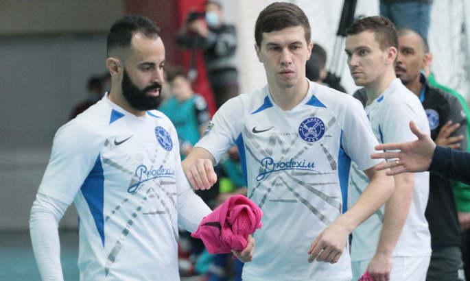 Сегодня Продэксим в Запорожье проведёт матч 1/16 финала Лиги чемпионов