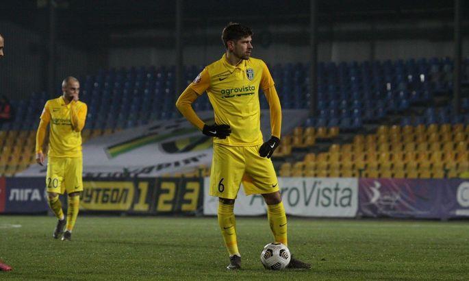 Герой футбольного дня. Кирилл Ковалец
