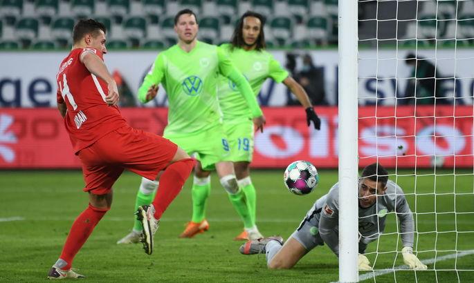 Вольфсбург – РБ Лейпциг 2:2. Обзор матча и видео голов