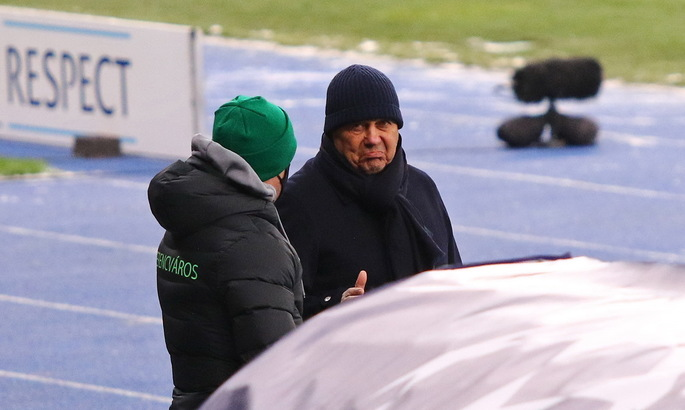 Герой футбольного дня. Мирча Луческу