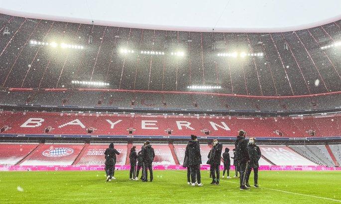Баварія - Фрайбурґ. Дивитися онлайн відеотрансляцію матчу Бундесліги