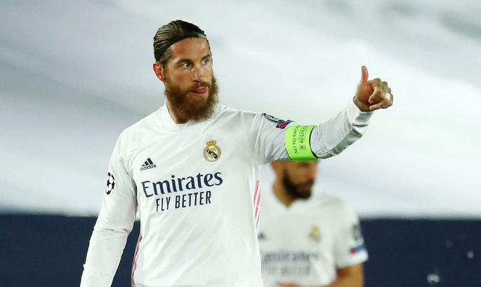 Рамос не перейдет из Реала в ПСЖ. Клубы договорились не переманивать игроков