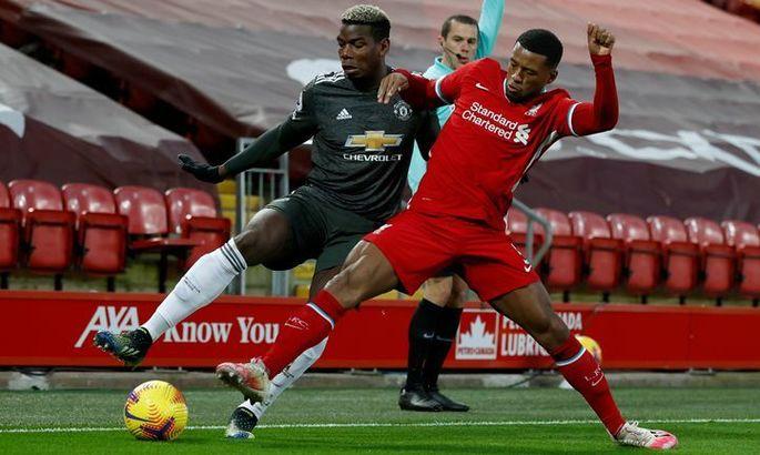 Ливерпуль - Манчестер Юнайтед 0:0. Нескучные нули