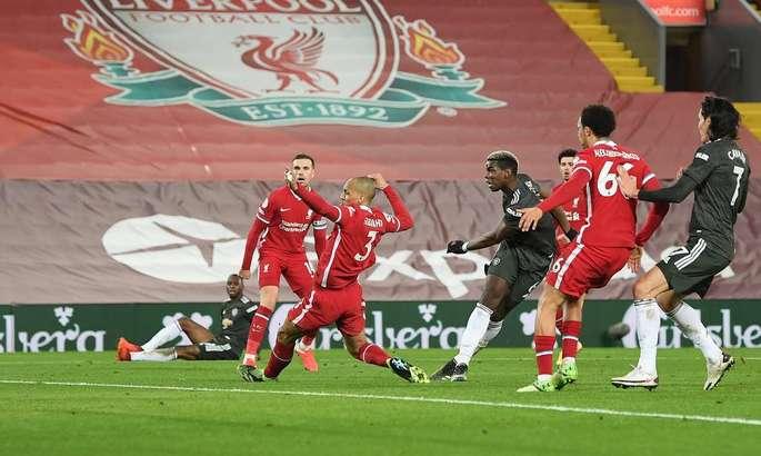 Ливерпуль - Манчестер Юнайтед 0:0. Нескучные нули - изображение 2