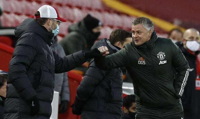 Ливерпуль - Манчестер Юнайтед 0:0. Нескучные нули - изображение 1