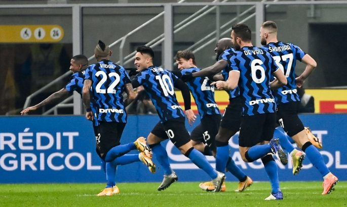 Серия А. Интер - Ювентус 2:0. Эпохальный тройной удар