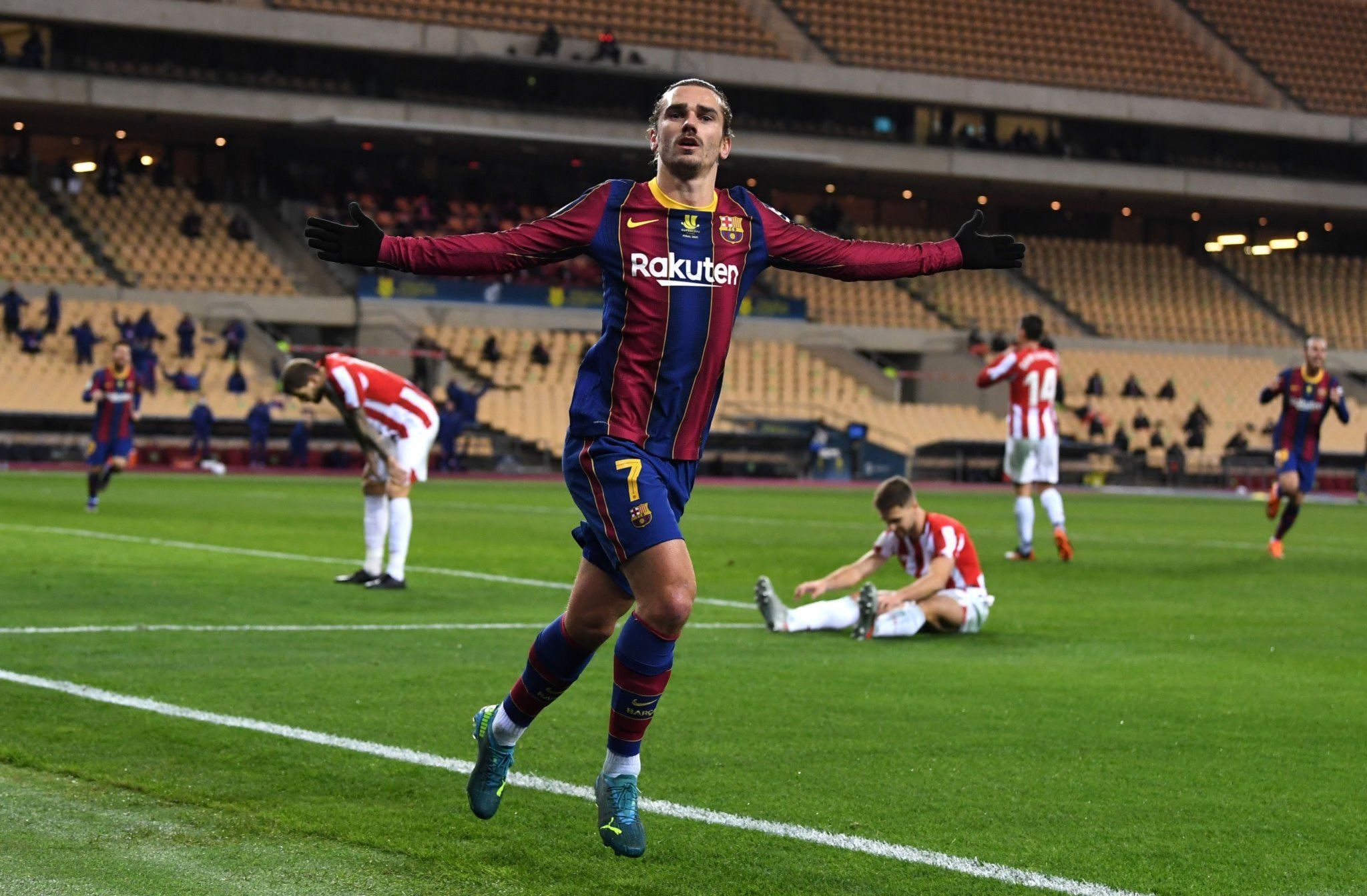 Суперкубок Испании. Барселона - Атлетик 2:3. Характер сильнее трофейной жажды - изображение 3