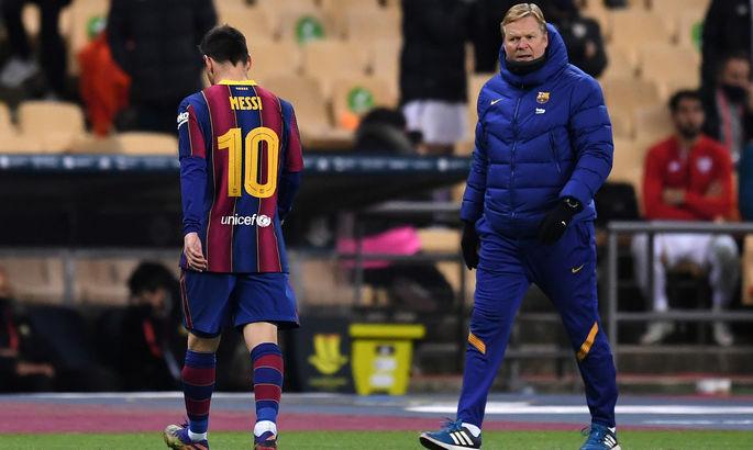 Драма Барселоны, поражение Ювентуса, отставание Ливерпуля. Главные новости за 17 января