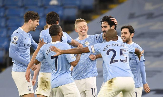 Скрытый лидер. Манчестер Сити - Кристал Пэлас 4:0. Видео голов и обзор матча