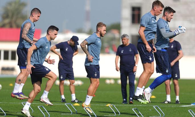 Луческу сосредоточил свое внимание на двух линиях киевского Динамо