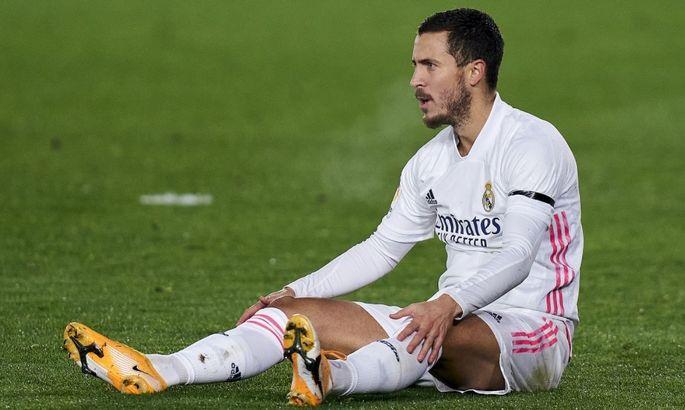Реал –рекордсмен сезона Ла Лиги по количеству травм