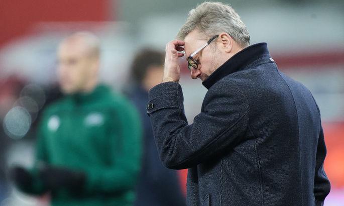 Шок для белых орлов: Бженчек уволен с должности тренера сборной Польши