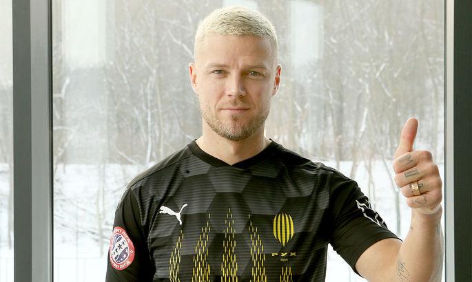 Капитан Руха: Игрока такого калибра как Сигурдссон хотели бы иметь в своих рядах все клубы УПЛ