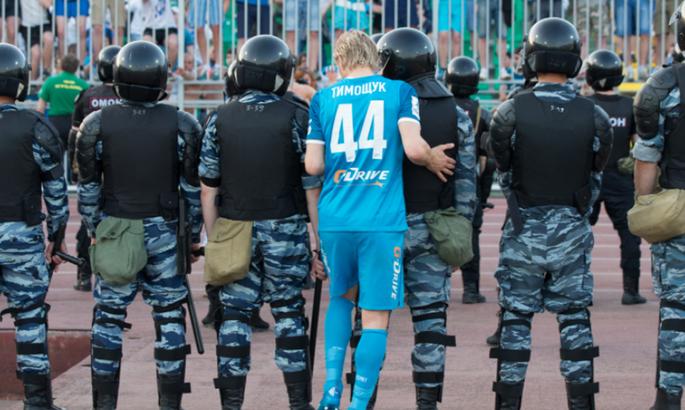 Тимощук: Для мене відчуття дому, комфорту і задоволення - в Санкт-Петербурзі