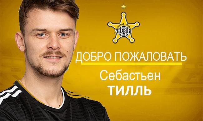 Клуб Юрия Вернидуба подписал брата новичка полтавской Ворсклы