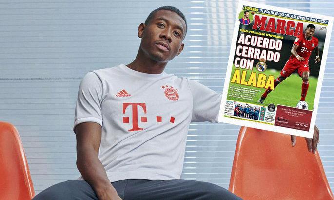 Реал согласовал контракт с лидером обороны Баварии, следующая цель – нападающий