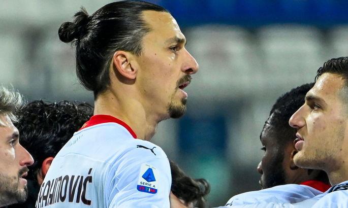 """""""Я верю в Златана"""". Ибрагимович рассказал, что думает о шансах Милана на Скудетто"""
