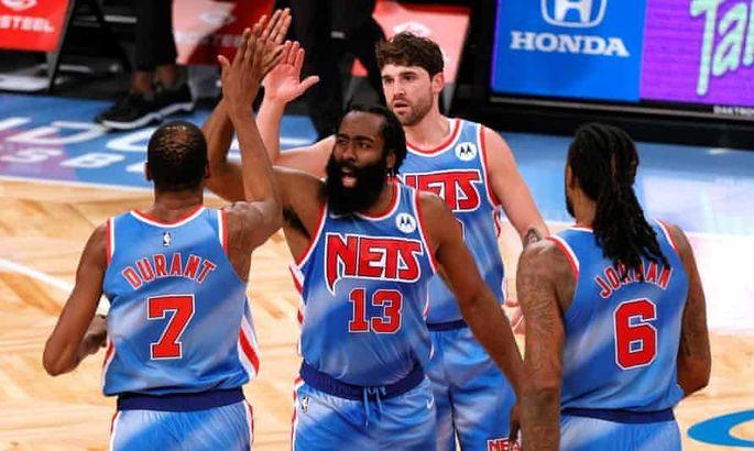 Харден провел уникальный матч в истории НБА