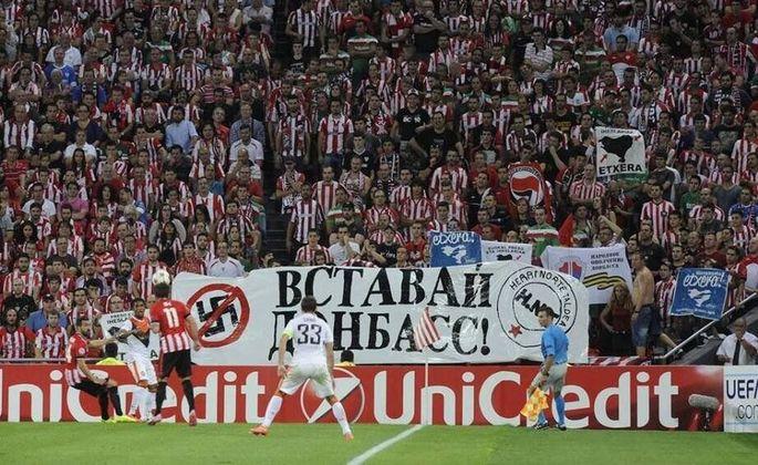 Ультрас-сепаратисты, Атлетико - фарм-клуб и темнокожие футболисты. О аутентичных традициях Атлетика Бильбао - изображение 5