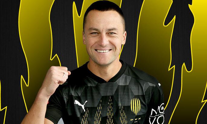 Экс-футболист венгерского клуба перешел в Рух