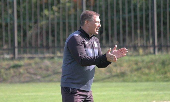 Будемо розбиратися: Климовський розповів про проблеми Олімпіка в другому таймі матчу з Дніпром-1