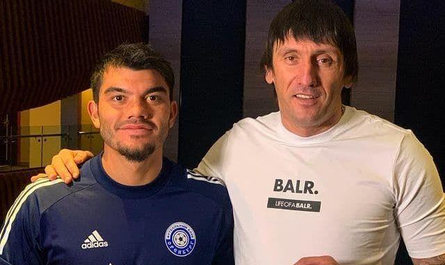Нойок объявил о своем переходе в российский Оренбург